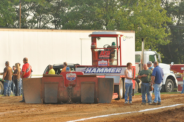 2014 FREDERICK CO FAIR  DRAGON MOTORSPORTS TRUCK & TRACTOR PULL 7-30-14